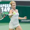 13.04.2014 - Katowice , Spodek ,  BNP Paribas Katowice Open , final , Alize Cornet (FRA) - Camila Giorgi (ITA)  N/Z Camila Giorgi  Fot. Mariusz Palczynski / MPAimages.com