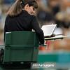 13.04.2014 - Katowice , Spodek ,  BNP Paribas Katowice Open , final , Alize Cornet (FRA) - Camila Giorgi (ITA)  N/Z Sedzia Gabriela Zaloga  Fot. Mariusz Palczynski / MPAimages.com