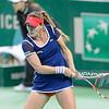 13.04.2014 - Katowice , Spodek ,  BNP Paribas Katowice Open , final , Alize Cornet (FRA) - Camila Giorgi (ITA)  N/Z Alize Cornet  Fot. Mariusz Palczynski / MPAimages.com