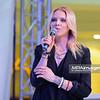 13.04.2014 , Czestochowa , Galeria Jurajska , Wiosenny pokaz mody. N/Z Maja Sablewska fot. Karol Bartnik / MPAimages.com
