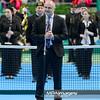 13.04.2014 - Katowice , Spodek ,  BNP Paribas Katowice Open , Dekoracja Singiel  N/Z Frederic Amoudru  Fot. Mariusz Palczynski / MPAimages.com