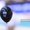 27.04.2014 - Belchatow , Hala Energia , siatkowka , PlusLiga , final playoff , PGE Skra Belchatow (biale) - Asseco Resovia Rzeszow (czarne)  N/Z Pako Lorente  Fot. Mariusz Palczynski / MPAimages.com