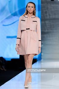 07.05.2014 - Lodz , Fashionphilosophy Fashion Week Poland 2014 , Body Wear Show  N/Z Alles - Mademoiselle , Milena Krawczynska  Fot. Mariusz Palczynski / MPAimages.com