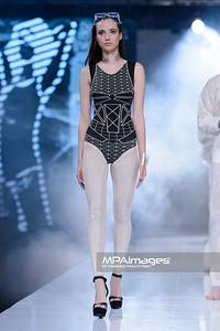 07.05.2014 - Lodz , Fashionphilosophy Fashion Week Poland 2014 , Body Wear Show  N/Z Beauty Lab , Monika Klimczak  Fot. Mariusz Palczynski / MPAimages.com