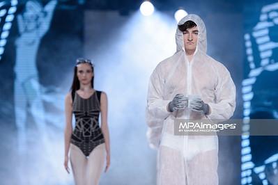 07.05.2014 - Lodz , Fashionphilosophy Fashion Week Poland 2014 , Body Wear Show  N/Z Beauty Lab  Fot. Mariusz Palczynski / MPAimages.com