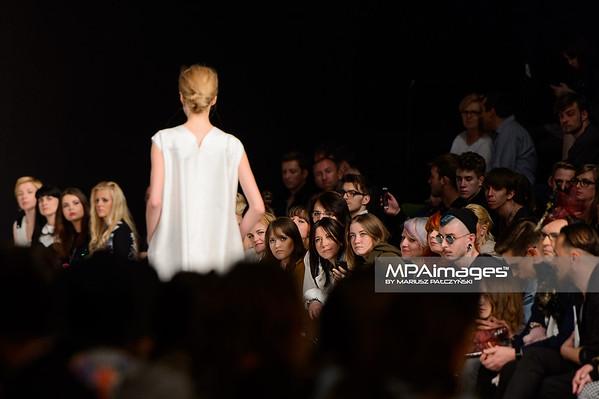 08.05.2014 - Lodz , EXPO , Fashionphilosophy Fashion Week Poland 2014 , 10 edycja , Aleja Projektantow , Designers Avenue  N/Z Aleksandra Kmiecik Carlo Rossi  Fot. Mariusz Palczynski / MPAimages.com