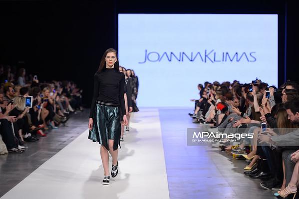 10.05.2014 - Lodz , EXPO , Fashionphilosophy Fashion Week Poland 2014 , 10 edycja , Aleja Projektantow , Designers Avenue  N/Z Joanna Klimas  Fot. Mariusz Palczynski / MPAimages.com