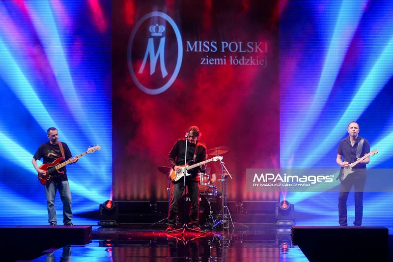 23.05.2014 - Lodz , Centrum Promocji Mody ASP , Wybory Miss Polski Nastolatek Ziemi Lodzkiej 2014  N/Z Credo  Fot. Mariusz Palczynski / MPAimages.com