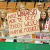13.06.2014 , Katowice , Spodek , siatkowka , Liga Swiatowa , Polska (biale) Wlochy (niebieskie)  N/Z Kibice Fot. Karol Bartnik / MPAimages.com