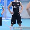 17.07.2014 - Belchatow , Hala Energia , siatkowka , Trening Reprezentacji Polski   N/Z Krzysztof Ignaczak  Fot. Mariusz Palczynski / MPAimages.com