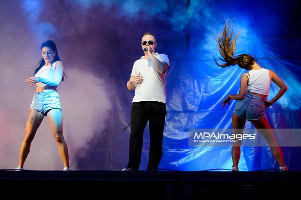 2014.07.26 - Ryjewo , 5 Festiwal Disco Bandzo Ryjewo 2014 , Koncert Desperadoss  N/Z Elwira Dudek , Desperadoss , Marika Wojtkowiak  Fot. Mariusz Palczynski / MPAimages.com