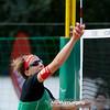 20.08.2014 - Stare Jablonki , siatkowka plazowa , beach volleyball , World Tour , FIVB Stare Jablonki Grand Slam 2014 , Wlochy (niebieskie) - Szwajcaria (zielone) , Italy (blue) - Switzerland (green) N/Z Tanja Goricanec  Fot. Karol Bartnik / MPAimages.com