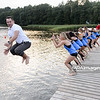 22.08.2014 - Stare Jablonki , siatkowka plazowa , beach volleyball , World Tour , FIVB Stare Jablonki Grand Slam 2014  N/Z Cheerleaders Flex Sopot  Fot. Mariusz Palczynski / MPAimages.com