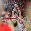21.09.2014 - Katowice , Spodek , siatkowka , Mistrzostwa Swiata 2014 , Dekoracja FIVB Men's World Championship Decoration  N/Z Michal Winiarski  Fot. Mariusz Palczynski / MPAimages.com