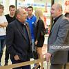 25.09.2014 - Kielce , Galeria Korona , siatkowka , Plus Liga , prezentacja , Effector Kielce N/Z Andrzej Sygut , Jacek Sek Fot. Karol Bartnik / MPAimages.com
