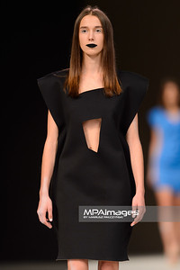 23.10.2014 - Lodz , EXPO , Fashionphilosophy Fashion Week Poland 2014 , 11 edycja , Aleja Projektantow , Designers Avenue  N/Z Nah-Nu Katarzyna Skorek  Fot. Mariusz Palczynski / MPAimages.com
