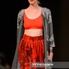 24.10.2014 - Lodz , EXPO , Fashionphilosophy Fashion Week Poland 2014 , 11 edycja , Aleja Projektantow , Designers Avenue  N/Z Bajer Ola BOLA  Fot. Mariusz Palczynski / MPAimages.com