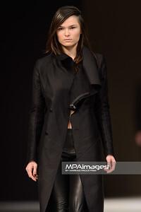 25.10.2014 - Lodz , EXPO , Fashionphilosophy Fashion Week Poland 2014 , 11 edycja , Aleja Projektantow , Designers Avenue  N/Z Aleks Kurkowski  Fot. Mariusz Palczynski / MPAimages.com