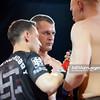 2014.11.22 - Belchatow, Hala Energia , MMA Fighters Arena 10  N/Z Andrzej Deberny , Adam Wieczorek  Fot. Mariusz Palczynski / MPAimages.com