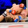 2014.11.22 - Belchatow, Hala Energia , MMA Fighters Arena 10  N/Z Linas Griguola , Przemyslaw Kopera  Fot. Mariusz Palczynski / MPAimages.com