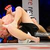 2014.11.22 - Belchatow, Hala Energia , MMA Fighters Arena 10  N/Z  Przemyslaw Kopera , Linas Griguola  Fot. Mariusz Palczynski / MPAimages.com