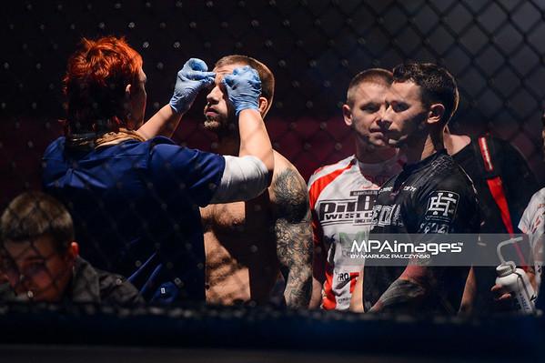 2014.11.22 - Belchatow, Hala Energia , MMA Fighters Arena 10  N/Z  Damian Szmigielski  Fot. Mariusz Palczynski / MPAimages.com