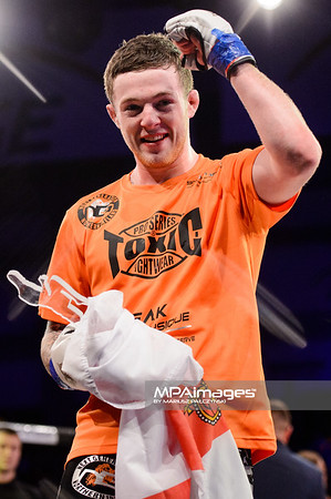 2014.11.22 - Belchatow, Hala Energia , MMA Fighters Arena 10  N/Z Alan Philpott  Fot. Mariusz Palczynski / MPAimages.com