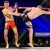 2014.11.22 - Belchatow, Hala Energia , MMA Fighters Arena 10  N/Z Sebastian Brzezicki , Daniel Dziubecki  Fot. Mariusz Palczynski / MPAimages.com