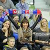 22.11.2014 - Kielce , Hala Legionow , siatkowka , Plus Liga , Effector Kielce (biale) - ZAKSA Kedzierzyn-Kozle (niebieskie)  N/Z Kibice Fot. Karol Bartnik / MPAimages.com