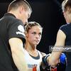 2014.11.22 - Belchatow, Hala Energia , MMA Fighters Arena 10  N/Z Katarzyna Lubonska , Inga Kaledaite  Fot. Mariusz Palczynski / MPAimages.com