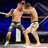 2014.11.22 - Belchatow, Hala Energia , MMA Fighters Arena 10  N/Z Pawel Kielek , Artem Lobov  Fot. Mariusz Palczynski / MPAimages.com