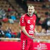 28.12.2014 - Katowice , Spodek , pilka reczna , Christmas Cup , Czechy (czerwone) - Wegry (biale)  N/Z Czechy Fot. Karol Bartnik / MPAimages.com