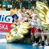 30.12.2014 - Katowice , Spodek , pilka reczna , Christmas Cup , Polska (biale) - Wegry (zielone)  N/Z Polska Fot. Karol Bartnik / MPAimages.com