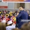 24.01.2015 - Kielce , Hala Legionow , siatkowka , Plus Liga , Effector Kielce (biale) - PGE Skra Belchatow (czarne)  N/Z Miguel Falasca Fot. Karol Bartnik / MPAimages.com