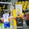 04.02.2015 - Kielce , Hala Legionow , siatkowka , Plus Liga , Effector Kielce (biale) - Jastrzebski Wegiel (czarne)  N/Z Michal Masny Fot. Karol Bartnik / MPAimages.com
