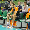 04.02.2015 - Kielce , Hala Legionow , siatkowka , Plus Liga , Effector Kielce (biale) - Jastrzebski Wegiel (czarne)  N/Z Grzegorz Kosok Fot. Karol Bartnik / MPAimages.com