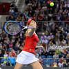 07.02.2015 - Krakow , Krakow Arena , Fed Cup by BNP Paribas , Polska – Rosja , Poland - Russia  N/Z Maria Sharapova  Fot. Mariusz Palczynski / MPAimages.com
