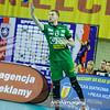 03.03.2015 - Kielce , Hala Legionow , siatkowka , Plus Liga , Effector Kielce (biale) - AZS Czestochowa (zielone)  N/Z Bartosz Janeczek Fot. Karol Bartnik / MPAimages.com