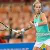 08.04.2015 - Katowice , Spodek , Katowice Open , Polona Hercog (SLO) - Alize Cornet (FRA)  N/Z Polona Hercog  Fot. Mariusz Palczynski / MPAimages.com