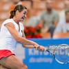09.04.2015 - Katowice , Spodek , Katowice Open , Kirsten Flipkens (BEL) - Monica Niculescu (ROU)  N/Z Monica Niculescu  Fot. Mariusz Palczynski / MPAimages.com