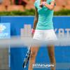 09.04.2015 - Katowice , Spodek , Katowice Open , Elizaveta Kulichkova (RUS) - Kaia Kanepi (EST)  N/Z Elizaveta Kiluchkova  Fot. Mariusz Palczynski / MPAimages.com