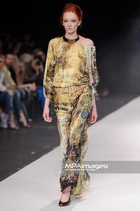 17.04.2015 - Lodz , Fashionphilosophy Fashion Week Poland 2015 , 12 edycja , Aleja Projektantow , Designers Avenue  N/Z Katarzyna Lecka  Fot. Mariusz Palczynski / MPAimages.com