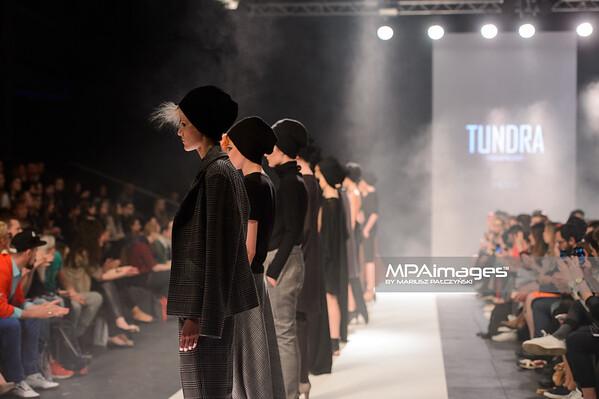 17.04.2015 - Lodz , Fashionphilosophy Fashion Week Poland 2015 , 12 edycja , Aleja Projektantow , Designers Avenue  N/Z Tundra Fashionlogic  Fot. Mariusz Palczynski / MPAimages.com