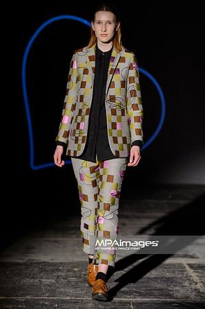 18.04.2015 - Lodz , Fashionphilosophy Fashion Week Poland 2015 , 12 edycja , Studio  N/Z Acephala  Fot. Mariusz Palczynski / MPAimages.com