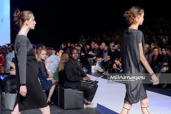 18.04.2015 - Lodz , Fashionphilosophy Fashion Week Poland 2015 , 12 edycja , Aleja Projektantow , Designers Avenue  N/Z Kedziorek , Marcellous Jones  Fot. Mariusz Palczynski / MPAimages.com