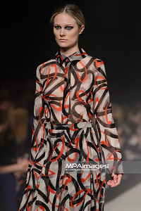 18.04.2015 - Lodz , Fashionphilosophy Fashion Week Poland 2015 , 12 edycja , Aleja Projektantow , Designers Avenue  N/Z Malgrau  Fot. Mariusz Palczynski / MPAimages.com