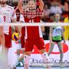 28.05.2015 - Gdansk , Ergo Arena , siatkowka , Liga Swiatowa 2015 , Polska (biale) - Rosja (czerwone) , FIVB World League 2015 Poland - Russia  N/Z Piotr Gacek  Fot. Mariusz Palczynski / MPAimages.com