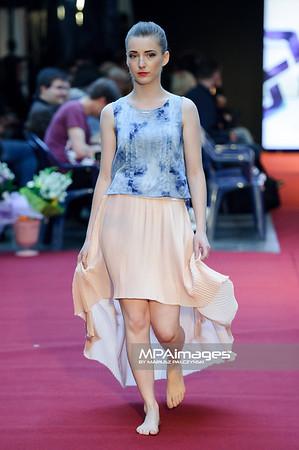 19.06.2015 , Katowice , Mariacka , Pokaz mody , Modny Slask: Silesia Bazaar Vol.2 N/Z Pokaz marki Blue Shadow fot. Karol Bartnik / MPAimages