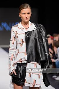 12.11.2015 - Lodz , Fashionphilosophy Fashion Week Poland 2015 , 13 edycja , Aleja Projektantow , Designers Avenue  N/Z Anniss  Fot. Mariusz Palczynski / MPAimages.com