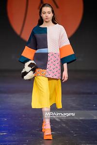 12.11.2015 - Lodz , Fashionphilosophy Fashion Week Poland 2015 , 13 edycja , Off Out Of Schedule   N/Z Klaudia Markiewicz  Fot. Mariusz Palczynski / MPAimages.com